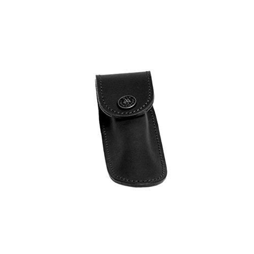 Max Capdebarthes Pocket knife sheath Laguiole 12 cm Noir black
