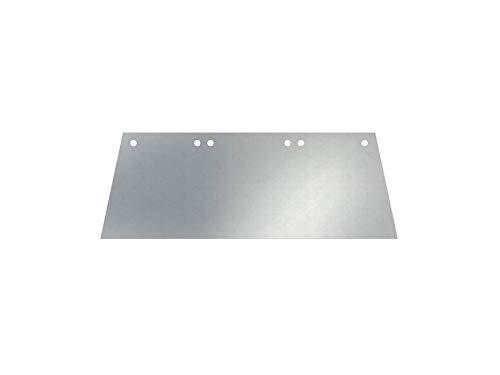 Bon 15-160 14-Inch Steel Replacement Floor Scraper Blade