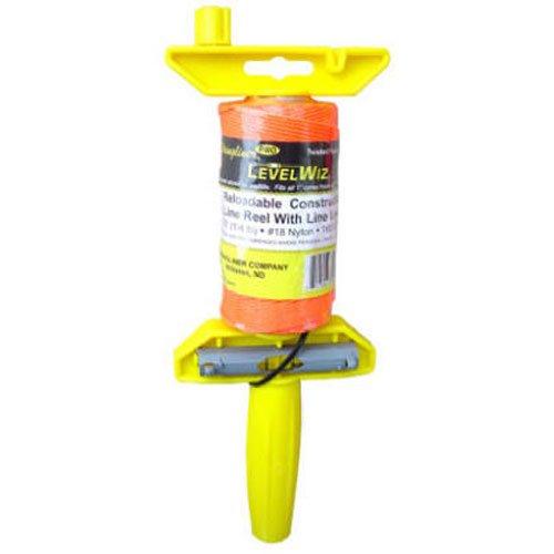 Stringliner 24106 Twist Line Pro Level Wiz Line Reel Orange