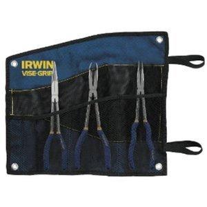 IRWIN Tools VISE-GRIP Pliers Set Long Reach 3-Piece 1799145