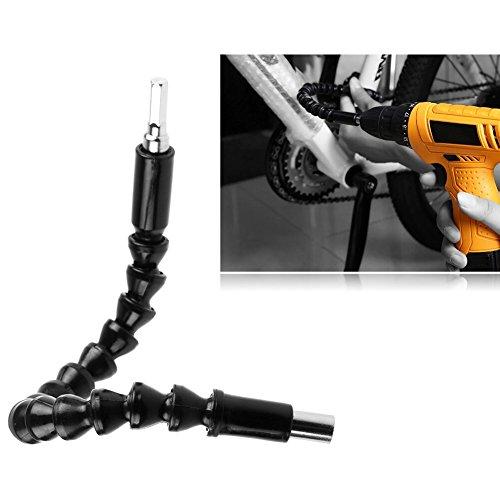 Yosoo Stalwart Flexible Socket Extension Flex Bar Ratchet Automechanic Tools Shaft Connecting Link