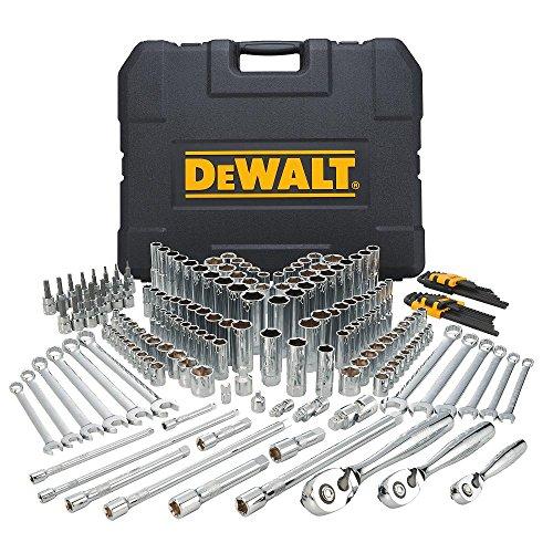 DEWALT Mechanics Tools Kit and Socket Set 204-Piece DWMT72165