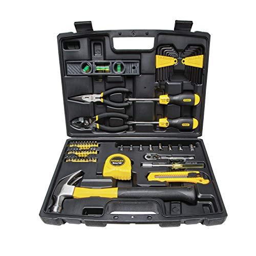 STANLEY 94-248 65 Piece Homeowners DIY Tool Kit