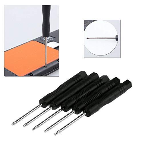 5pcs Precision Torx Screwdriver Set T2T3T4T5T6 Repair Tool for Phones