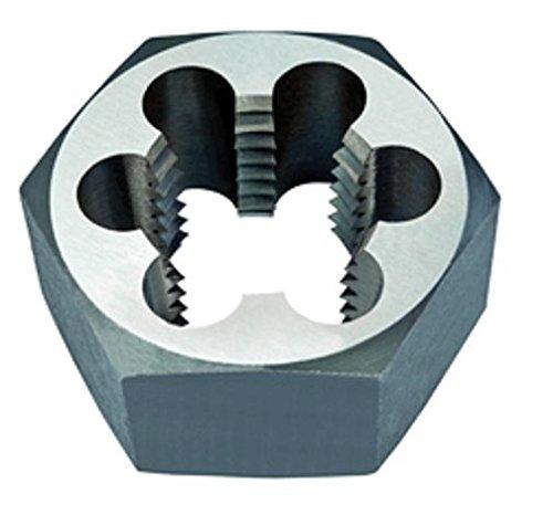 Alfa Tools CSHD70861AC 6-40 Carbon Steel Hex Die 1 AF Carded