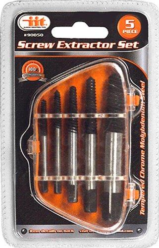 IIT 90050 Screw Extractor Set 5-Piece