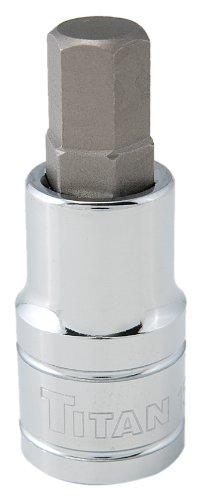 Titan Tools 15611 11 mm 12 Drive Hex Bit Socket