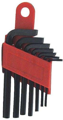 Do it 7-Piece SAE Short Arm Hex Key Set