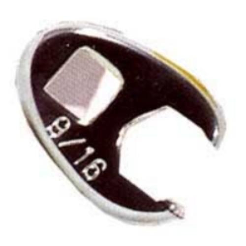 KTI KTI27310 Crowfoot Flare Nut Wrench 10mm