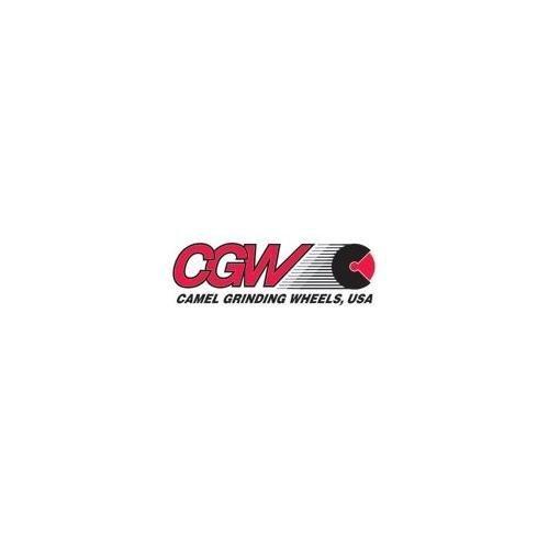 CGW ABRASIVES 39445 4-12X78 T27 A CUBEDXL 80 GRIT FLAP DISC