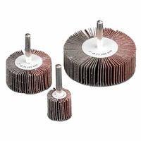 2X1X14 Alum Oxide 120 Grit Flap Wheel Sold As 1 Each