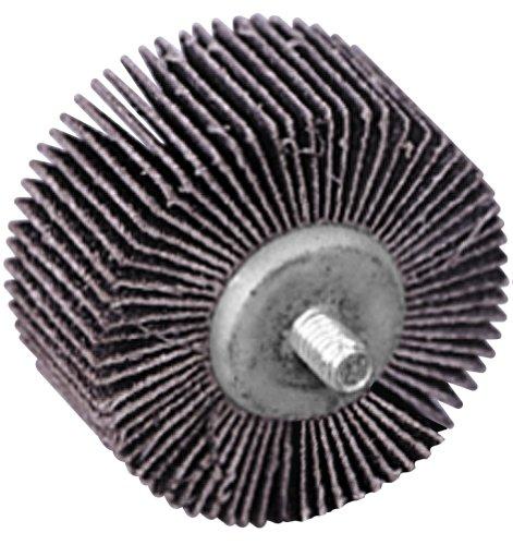 A&H Abrasives 126137 Misc Flapwheel 3x1x14-20 Aluminum Oxide 120 Grit Flap Wheel