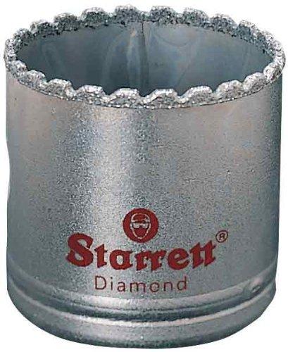 Starrett KD0500-N 5-Inch Diamond Grit Holesaw