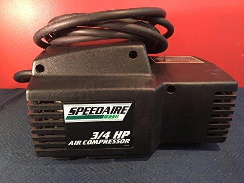 Speedaire 34 HP Air Compressor Model 5F239-7