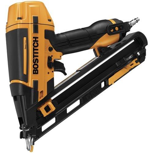 BOSTITCH Finish Nailer Kit 15GA DA Style with SmartPoint BTFP72155