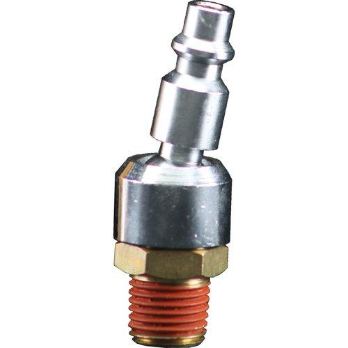 Bostitch BTFP72333 Industrial 14-Inch Series Swivel Plug with 14-Inch NPT Male Thread