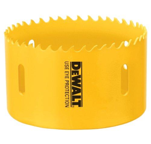 DEWALT D180056 3-12-Inch Standard Bi-Metal Hole Saw