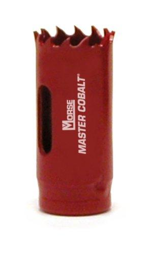 MK Morse AV09 916-Inch Master Cobalt Bimetal Hole Saw