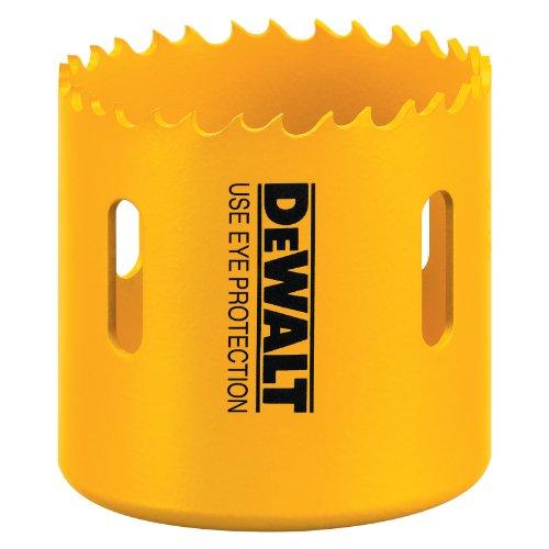 DEWALT D180022 1-38-Inch Standard Bi-Metal Hole Saw