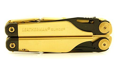 TxTC Custom Tools - Surge Multi-Tool Bullion and Black with 24k Gold Finish