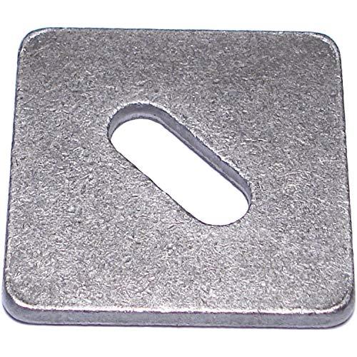 Hard-to-Find Fastener 014973174705 EQ Code Square Washers 12 x 3x3 x14 Piece-60