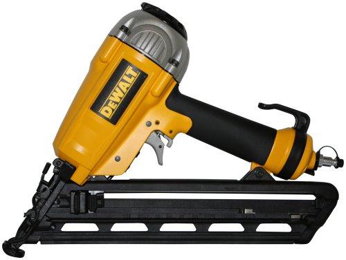 DEWALT D51276K 1-Inch to 2-12-Inch 15-Gauge Angled Finish Nailer