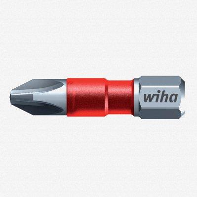 Wiha 76803 3 x 29mm Phillips Terminator Impact Bit 2 Pack
