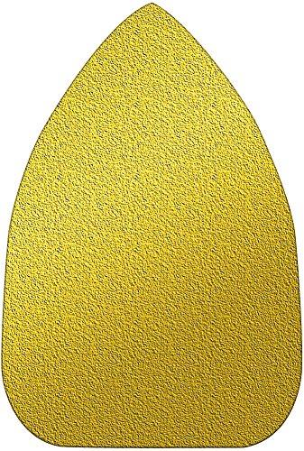 A&H Abrasives 106269 Multi Tool Sanding Shapes Black Decker Mouse H&l Mouse Shape H&L Aluminum Oxide 220 Grit 25 Each
