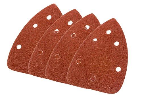 WEN 6301SP Palm Sander Sandpaper 12 Pack Assorted Grits
