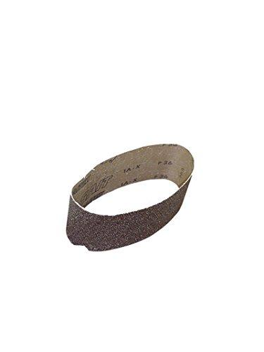 Sait 57213 3 Inch X 21 Inch 320 Grit Belt Sander Sanding BeltSold By 2 Pack