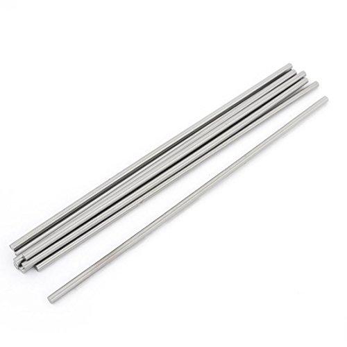 uxcell 2mmx100mm HSS Graving Tool Round Turning Lathe Carbide Bars Stick 20PCS