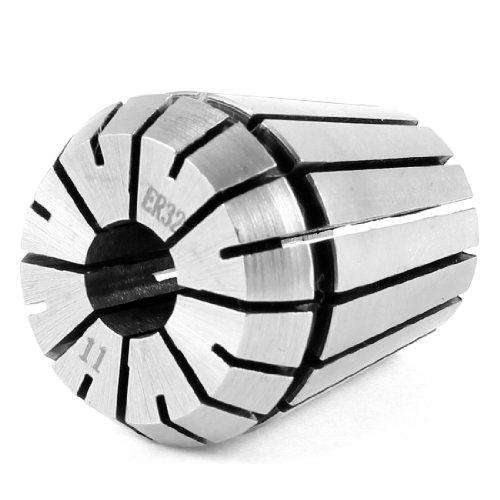 uxcellER32 ER-32 11mm Stainless Steel CNC Milling Spring Collet