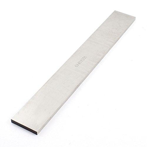 6mm x 40mm x 300mm Gray HSS Cutting Tool Bit Boring Cutter for Lathe