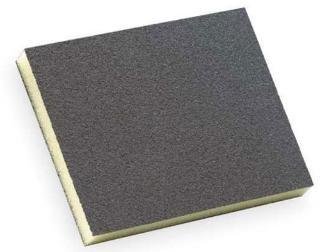 Abrasive Sponge Medium 4-34X3-34X12