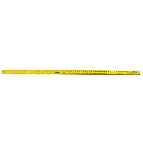 Swanson Tool AE144 72-Inch Straight Edge Yellow
