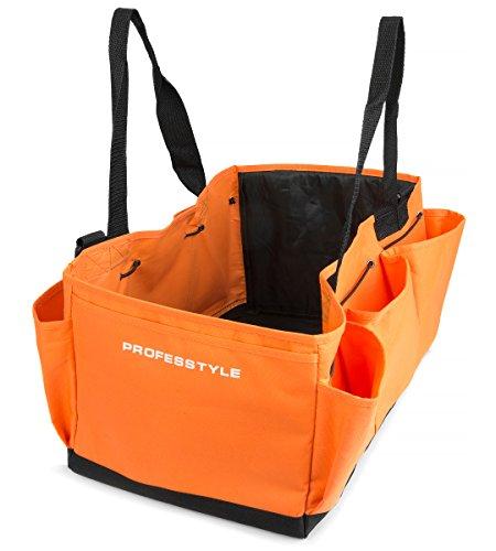Professtyle Gardening Bag Organizer Tote Bag for Your Gardening Hand Tool Storage Organizer Equipment Optimal Size