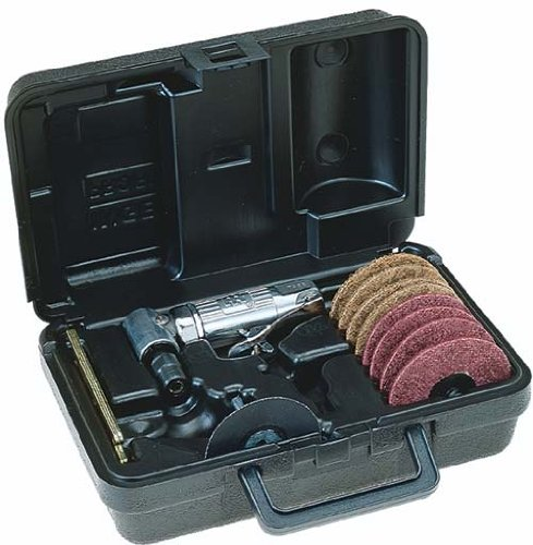 Ingersoll Rand 301-3MK Standard Duty Multi-Purpose Air Angle Die Grinder Surfacing Conditioning Kit