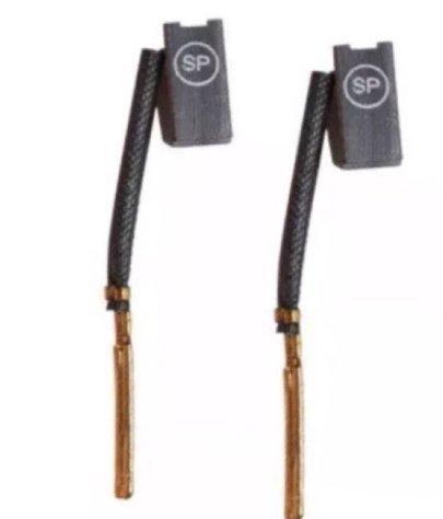 Dejavu House Replacement Dewalt Porter cable Black and decker rep Carbon Brush Set rep 445861-25 for DeWALT DW402 Type 6 Angle Grinder