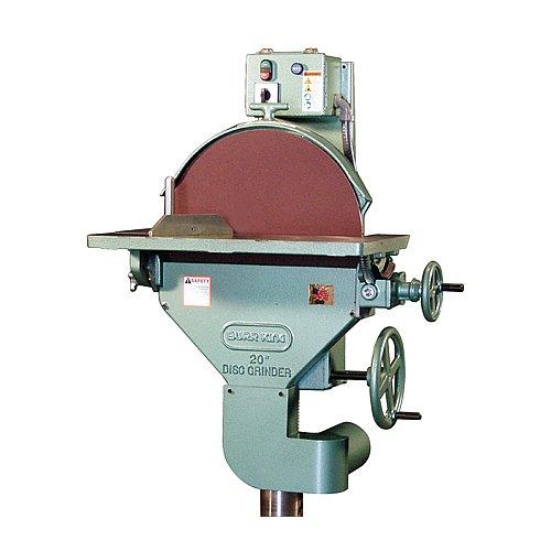 Burr King DS20 GrinderBuffer Dust Collector Scoop for Model M20 5 Outlet Diameter