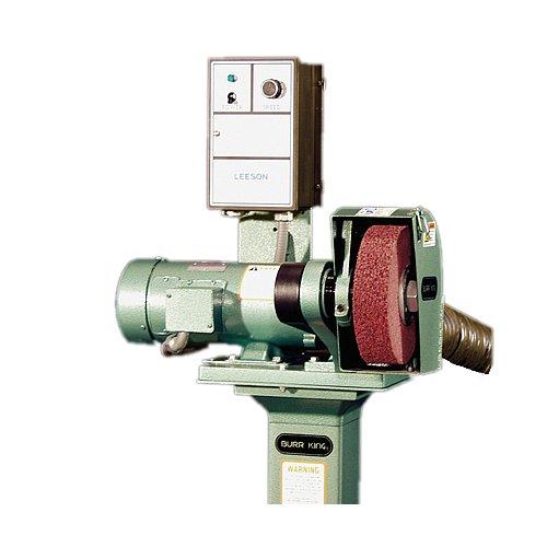 Burr King DS8 GrinderBuffer Dust Collector Scoop for Model 800 4 Outlet Diameter