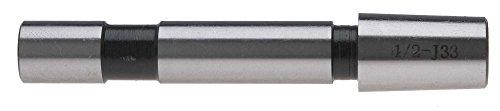 12 Straight Shank-33 Jacobs Taper Drill Chuck Arbor