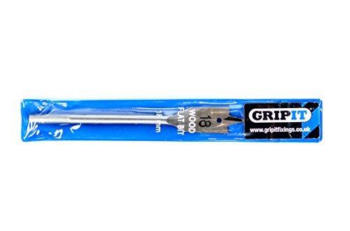 18mm Flat Drill Bit by GripIt