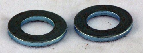 M6 Metric Flat Washers CL 8 Din 125-A Zinc 25 Pack