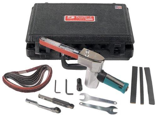Dynabrade 40321 Dynafile II Abrasive Belt Tool Versatility Kit For 14-Inch - 34-Inch Width x 18-Inch Length Belts