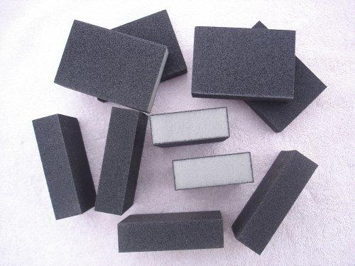 10 New Wetdry Sanding Sponges Sponge Coarse Wood Metal