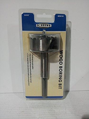 Brown 2-916 Wood Boring Bit BR56136