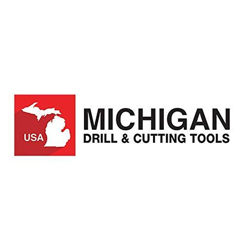 MICHIGAN DRILL HS Taper Length Metric Drill 401 620