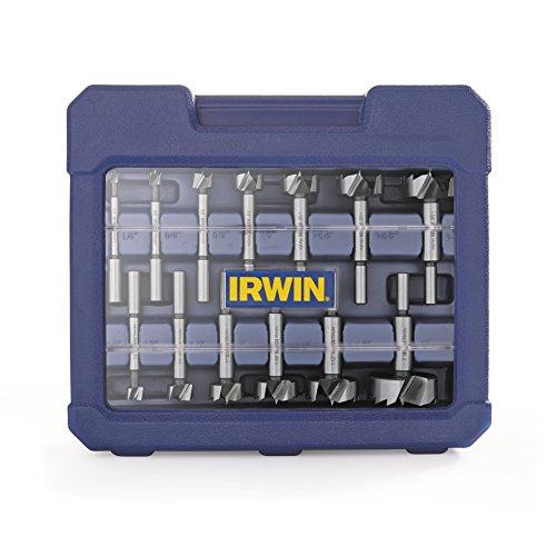 IRWIN Marples Forstner Bit Set 14-Piece 1966893