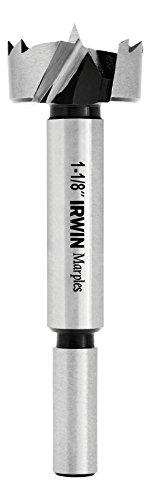 IRWIN Marples Forstner Bit Wood Drilling 1-18-Inch 1966931