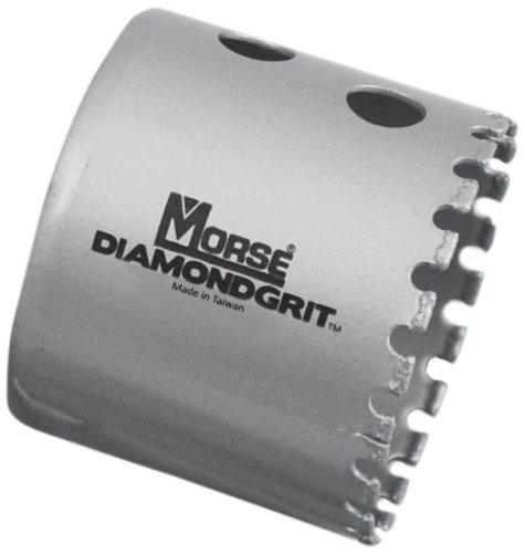 M K Morse DG40C Diamond Grit Hole Saw 2-12-Inch